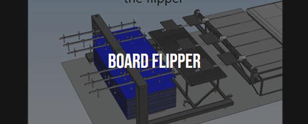 board flipper
